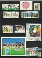 NZ378) New Zealand 1991 Sets, Minisheet CTO/Used