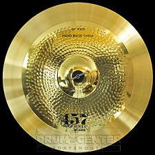 "Wuhan 457 Rock Ride Cymbal 20"" - Video Demo"