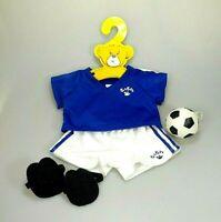 Build A Bear Fußball Outfit Kleidung 4-teilig