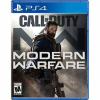 Call of Duty: Modern Warfare Playstation 4 New Sealed