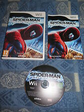 WII : SPIDER-MAN : EDGE OF TIME - Completo, ITA ! Compatibile Wii U ! Spiderman