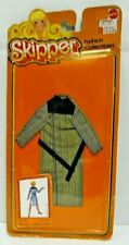 NRFP NEW SEALED VINTAGE #1943 SKIPPER (BARBIE) DRESS FASHION COLLECTIBLES 1978