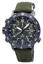 Citizen Promaster Eco-Drive Perpetual Calendar 200M BN4045-12X Mens Watch