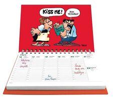 Agenda-Calendrier 2014 Neuf Les Bidochons de Binet