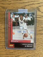 Ja Morant Panini Limited Edition Rookie Card RC Rookie Of The Year SP Grizzlies