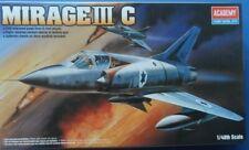 Modelo de avión Academy Mirage Iii C 1:48 Escala