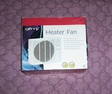 VINTAGE gfm   HEATER Fan Thermal cut-off protection, WHITE