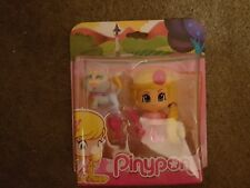 PINYPON blonde aux cheveux Figure & Chat NEUF