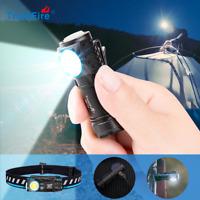 Puissante Mini Lampe Torche Lumieres 1000 Lumens Led Magnetique Rechargeable USB