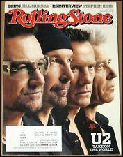 11/6/2014 Rolling Stone Magazine U2 Bill Murray Stephen King Taylor Swift 1989