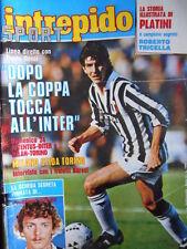 Intrepido Sport n°13 1985 - Paolo Rossi Fratelli Baresi Scheda Boniek [G.285]