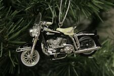 Harley Davidson 1962 FLH Duo Glide Christmas Ornament