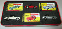"Schuco Piccolo 77302 Set ""... automobile Roadster Legenden""   Neu/OVP"