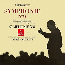 ANDRE CLUYTENS-BEETHOVEN: SYMPHONY NO.9 `CHORAL`-JAPAN SACD K29