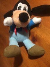 "Vintage Disney Collectible Goofy Plush-Mickey's Christmas Carol-8""SHIPS FREE"