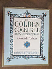 The Golden Cockerel and Other Fairy Tales by Alexander Pushkin (1990, Hardcover)