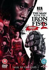The Man With The Iron Fists 2 [DVD] [2014][Region 2]