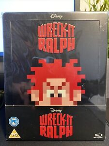 WRECK-IT RALPH SPACCATUTTO DISNEY STEELBOOK SOLD OUT ZAVVI