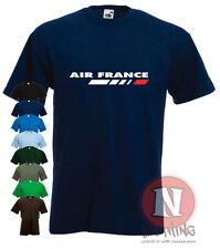 Air France compagnies aériennes aviation Équipage Cabine aéroport avion retro