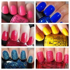 OPI Mini Colours and Glitters Nail Varnish Cheap Cheap Cheap!!!