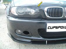 E46 Scheinwerferblenden BMW Böser Blick Scheinwerfer Coupe Limo Touring Cabrio