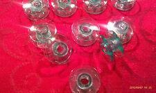 20 Bobbins Fits   Viking Husqvarna Sapphire 830,850,870,875Q  D