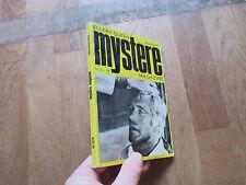 REVUE ELLERY QUEEN MYSTERE MAGAZINE 274 1970 opta highsmith drexel woolrich
