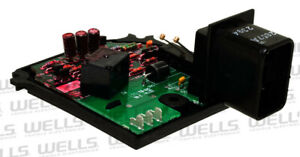 Wiper Motor Pulse Board Module WVE BY NTK 6H1383