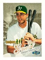 Ben Grieve #239G (1998 Fleer Ultra) Gold Medallion Edition, Oakland Athletics