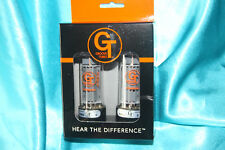 Groove Tube Matched Pair EL34 Tubes, Med. 5 Rating, GT-EL34-RD-M, MPN 5550113569