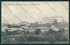 Milano Meda cartolina QQ8129