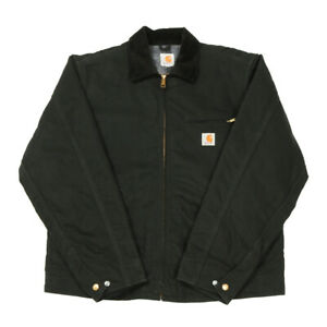 BNWOT CARHARTT Blanket Lined Detroit Jacket | Large | Work Canvas Duck Deadstock