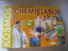 Das große Kosmos Chemie Labor Inhalt OVP !