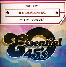 The Jackson 5, Jackson Five - Big Boy [New CD] Manufactured On Demand