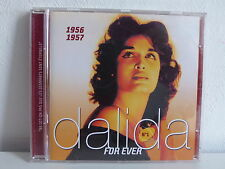 CD ALBUM DALIDA For ever 1956 1957 983957 7