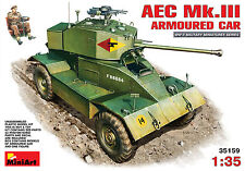 Miniart MODEL MIN35159 - Miniart 1:35 - AEC Mk 3 Armoured Car
