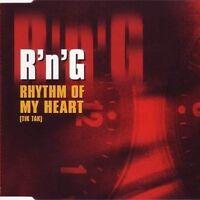 R'n'G Rhythm of my heart.. (1997) [Maxi-CD]