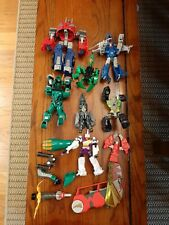 Misc. Transformer / Power Rangers lot