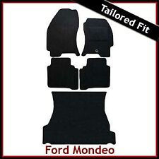 Ford Mondeo (1993 1994...1998 1999 2000) Hatch Tailored Fitted Car + Boot Mats