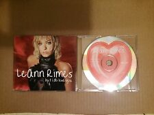 LeAnn Rimes - but I do love you / can't fight the moonlight  CD EP 3 trks EX D