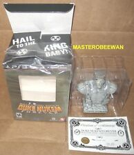 Duke Nukem Forever Balls of Steel Edition Bust Statue + Certificate (No PS3 Game