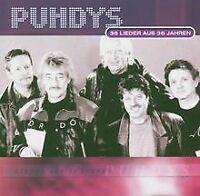 36 Hits aus 36 Jahren von Puhdys | CD | Zustand gut
