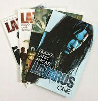 Lazarus by Greg Ruka TPB Bundle Vol 1-4 Graphic Novel Image Comics (Lot of 4)