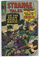 Strange Tales #145 5.0 VG/FN Silver Age Comic Book Nick Fury Doctor Strange