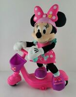 Disney Junior Sing and Spin Scooter Minnie Spins Scoots And Wheelies