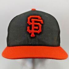 San Francisco Giants New Era 59 Fifty On Field Hat Cap 7 3/8 MLB Baseball