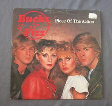 "Vinilo SG 7"" 45 rpm BUCKS FIZZ - PIECE OF THE ACTION -  Record"