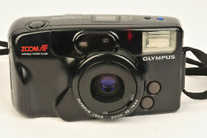 Olympus AZ 210 (Infinity Zoom 210) Compact 35mm Film camera
