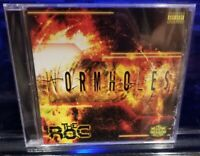 The R.O.C. - Wormholes CD SEALED MNE Press twiztid house of krazees sol46 roc