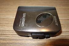 MC Lecteur Sony Argent Walkman WM ex116. 3 V DC en. Pour AA batterie (326)